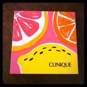 "Clinique ""all about shadow"" duo"